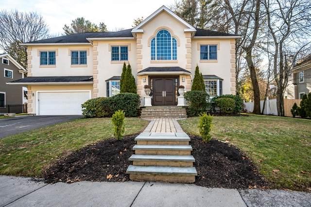 18 Fox Hill Rd, Newton, MA 02459 (MLS #72776643) :: Cosmopolitan Real Estate Inc.