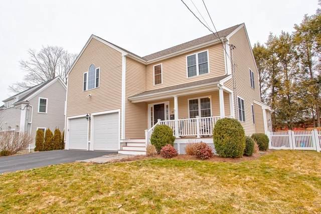 10 Fredette Rd, Newton, MA 02459 (MLS #72776685) :: Cosmopolitan Real Estate Inc.