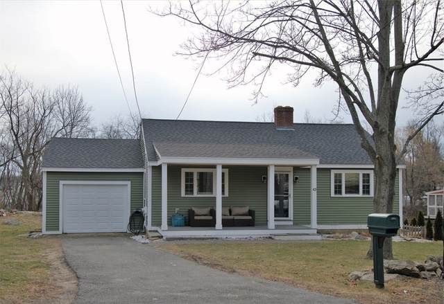 43 Rocky Hill Rd, Amesbury, MA 01913 (MLS #72776732) :: Maloney Properties Real Estate Brokerage