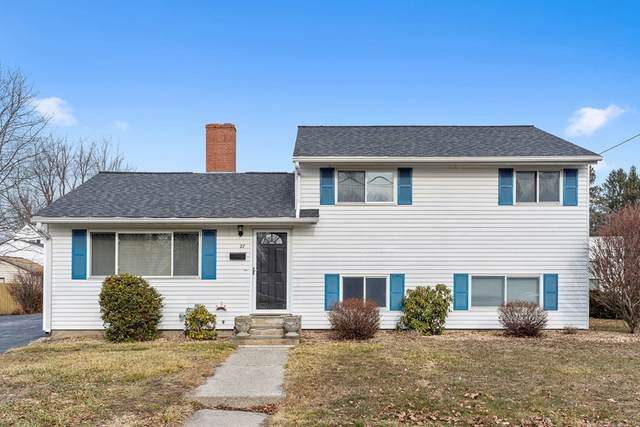 27 Watson Ave, Leominster, MA 01453 (MLS #72776735) :: RE/MAX Vantage