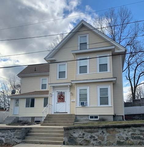 12 Cedar St, Hudson, MA 01749 (MLS #72776739) :: Parrott Realty Group