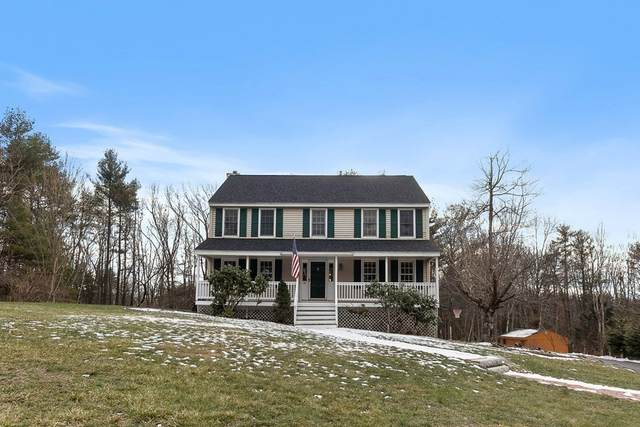 38 Grant Way, Lancaster, MA 01523 (MLS #72776744) :: RE/MAX Vantage