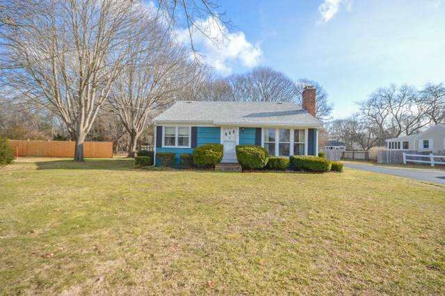 214 Davisville Road, Falmouth, MA 02536 (MLS #72776772) :: Exit Realty