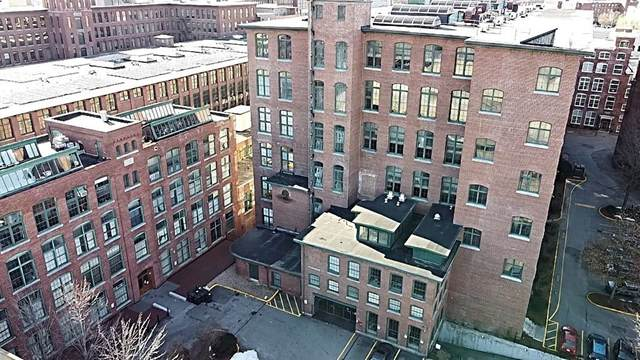 200 Market St #508, Lowell, MA 01852 (MLS #72776785) :: Cosmopolitan Real Estate Inc.