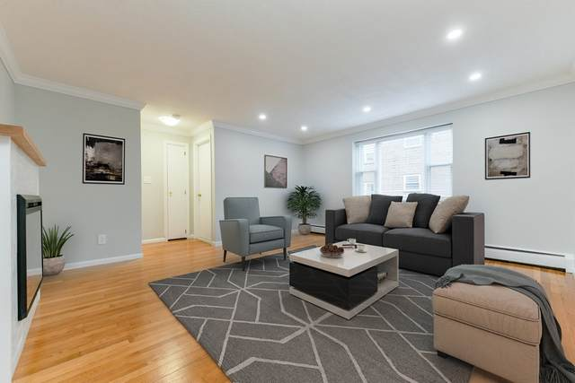 45 Colborne Road #4, Boston, MA 02135 (MLS #72776801) :: Maloney Properties Real Estate Brokerage