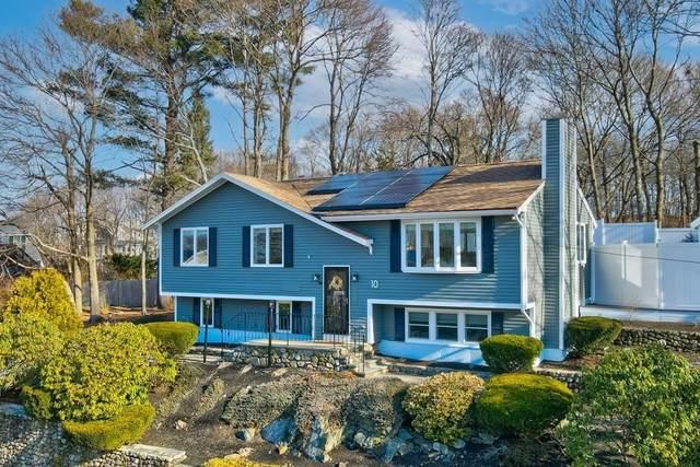 10 Clearview Road, Stoneham, MA 02180 (MLS #72776837) :: Cosmopolitan Real Estate Inc.