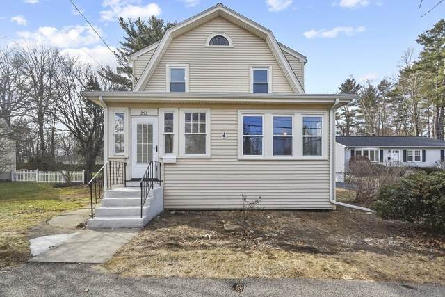 292 Exchange St, Millis, MA 02054 (MLS #72776866) :: RE/MAX Vantage