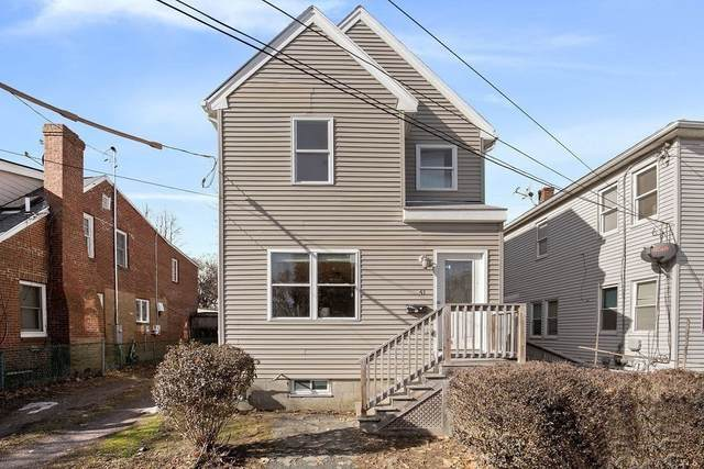 41 Glendale St, Revere, MA 02151 (MLS #72776877) :: Re/Max Patriot Realty