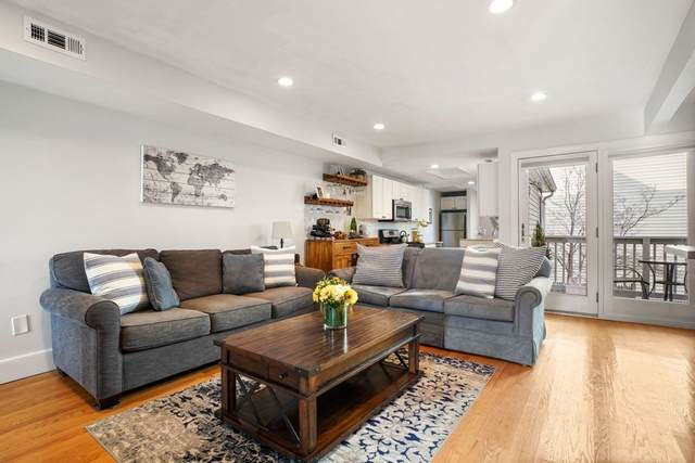 51 Russell Street #2, Boston, MA 02129 (MLS #72776922) :: DNA Realty Group