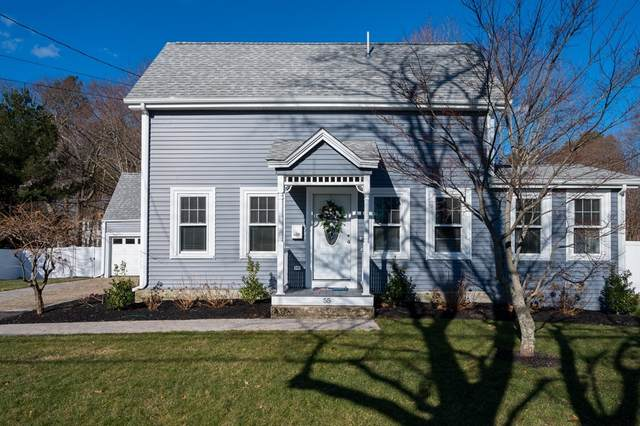 55 Thicket St, Weymouth, MA 02190 (MLS #72776925) :: Alex Parmenidez Group