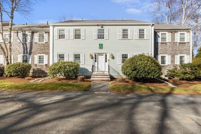 683 Old Post Rd #23, Dennis, MA 02638 (MLS #72776932) :: Maloney Properties Real Estate Brokerage