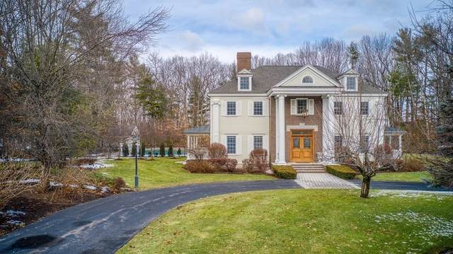 138 Fox Run Road, Bolton, MA 01740 (MLS #72776933) :: RE/MAX Vantage