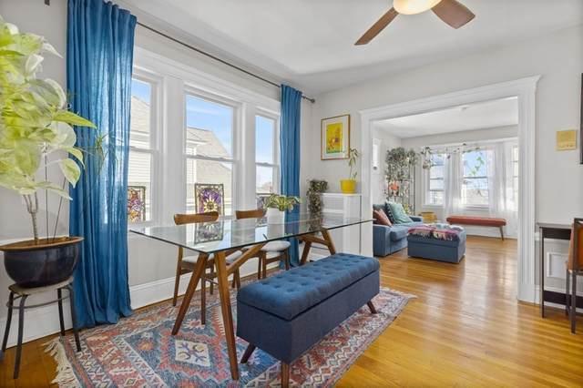 15 Adelaide St. #4, Boston, MA 02130 (MLS #72776955) :: Westcott Properties