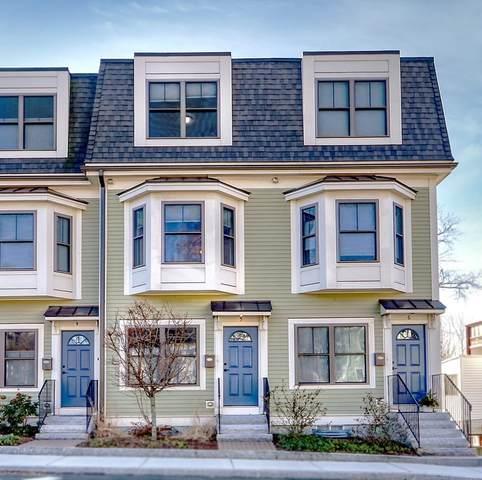 160 Green St #5, Melrose, MA 02176 (MLS #72776963) :: Cosmopolitan Real Estate Inc.