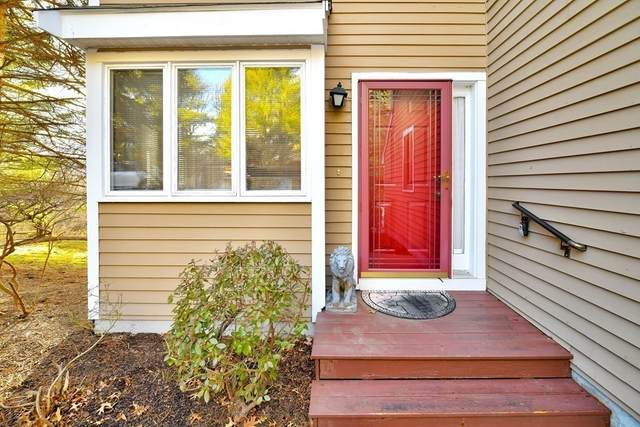 200 Bishops Forest Dr #200, Waltham, MA 02452 (MLS #72777011) :: Conway Cityside
