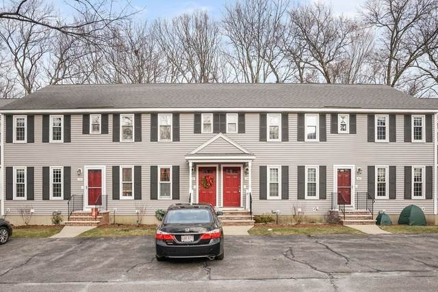 20 Woodland Dr #348, Lowell, MA 01852 (MLS #72777023) :: Parrott Realty Group