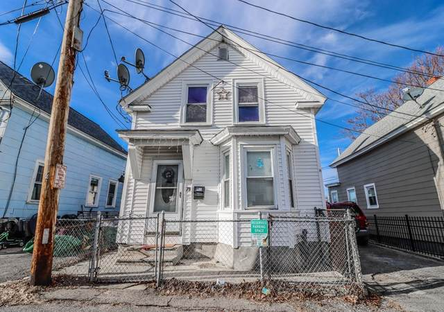 79 Gage Street, Lowell, MA 01854 (MLS #72777024) :: Ponte Realty Group