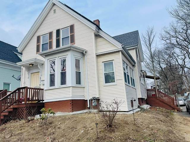 231 Forest Ave, Brockton, MA 02301 (MLS #72777031) :: Ponte Realty Group