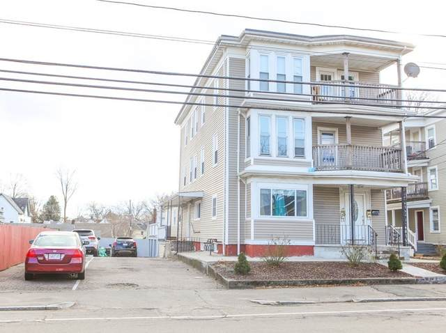 156 Forest Ave, Brockton, MA 02301 (MLS #72777063) :: Ponte Realty Group