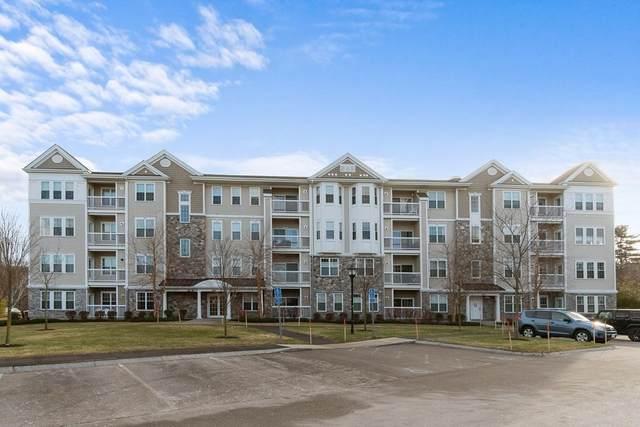424 John Mahar Hwy #101, Braintree, MA 02184 (MLS #72777082) :: Ponte Realty Group