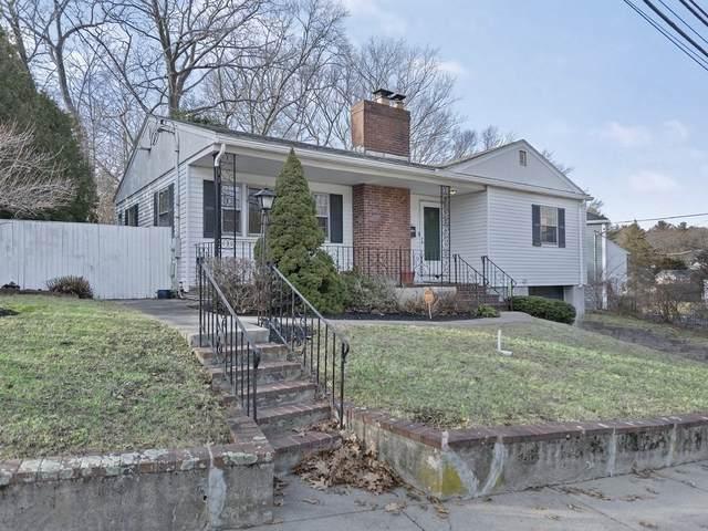 63 Hackensack Rd, Boston, MA 02132 (MLS #72777103) :: Maloney Properties Real Estate Brokerage