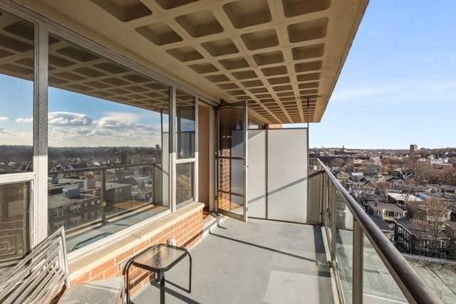 111 Perkins St #119, Boston, MA 02130 (MLS #72777105) :: Westcott Properties