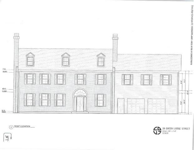 lot 26 Greenlodge, Canton, MA 02021 (MLS #72777106) :: Maloney Properties Real Estate Brokerage