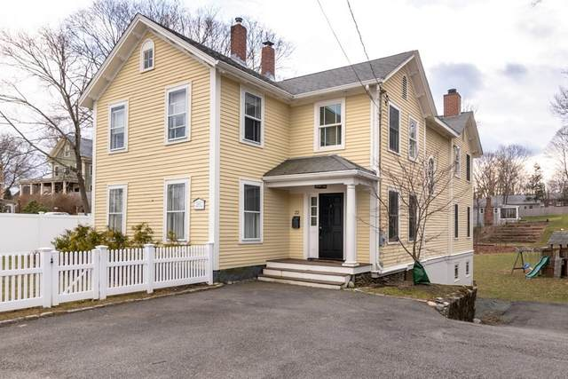22 Thaxter St, Hingham, MA 02043 (MLS #72777107) :: Ponte Realty Group