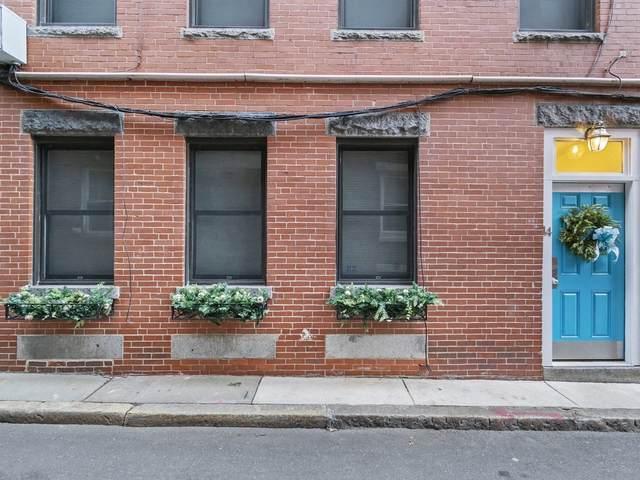14 Hanover Avenue #3, Boston, MA 02109 (MLS #72777138) :: EXIT Cape Realty