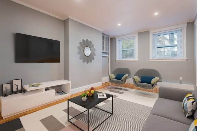 42 Linnaean Street 42-B, Cambridge, MA 02138 (MLS #72777140) :: Welchman Real Estate Group