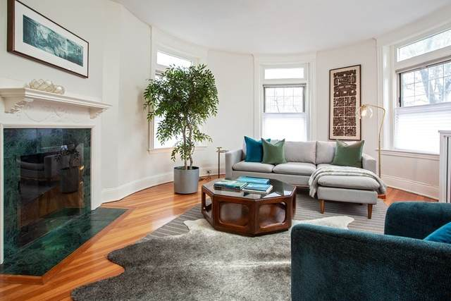 21 Strathmore Road #2, Brookline, MA 02445 (MLS #72777146) :: DNA Realty Group