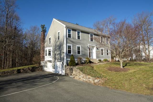 96 Walker Lane, Abington, MA 02351 (MLS #72777150) :: EXIT Cape Realty
