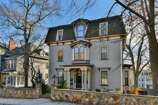 99 Sedgwick Street #3, Boston, MA 02130 (MLS #72777151) :: Westcott Properties