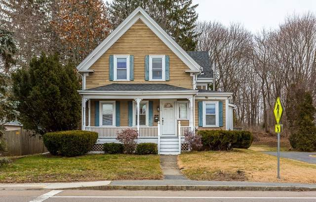 176 Bedford St, Bridgewater, MA 02324 (MLS #72777158) :: EXIT Cape Realty