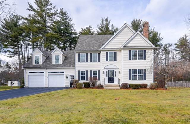8 Catherines Way, Shirley, MA 01464 (MLS #72777172) :: EXIT Cape Realty