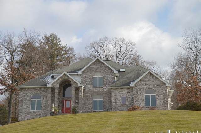 32 Spring Meadow Drive, Ludlow, MA 01056 (MLS #72777199) :: Exit Realty