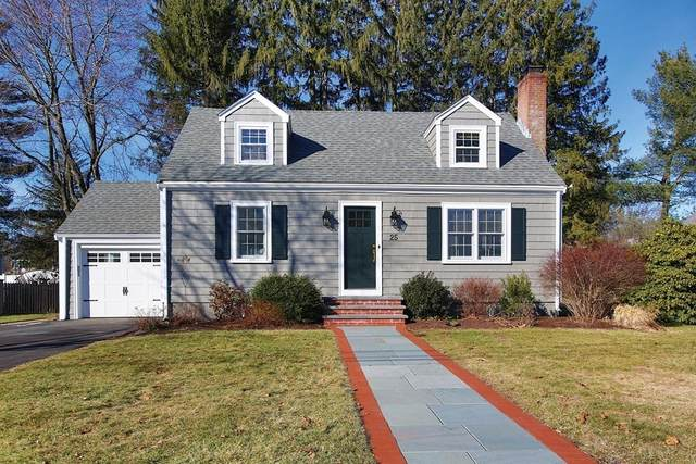 25 Whiting Way, Needham, MA 02492 (MLS #72777215) :: Trust Realty One