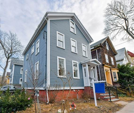 38 Essex Street, Cambridge, MA 02139 (MLS #72777223) :: Welchman Real Estate Group