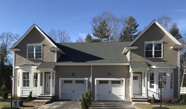 25 Acorn Place #25, Millis, MA 02054 (MLS #72777304) :: Trust Realty One
