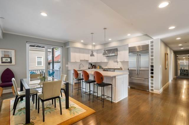 260 Gold #201, Boston, MA 02127 (MLS #72777332) :: Exit Realty