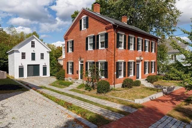 24 Broad Street, Newburyport, MA 01950 (MLS #72777359) :: Welchman Real Estate Group