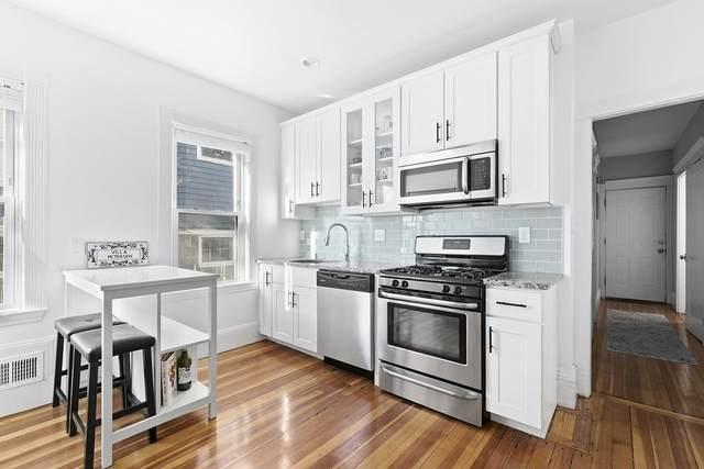14 N Munroe Ter #1, Boston, MA 02122 (MLS #72777408) :: Kinlin Grover Real Estate
