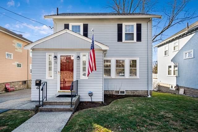78 Stimson Street, Boston, MA 02132 (MLS #72777439) :: Conway Cityside