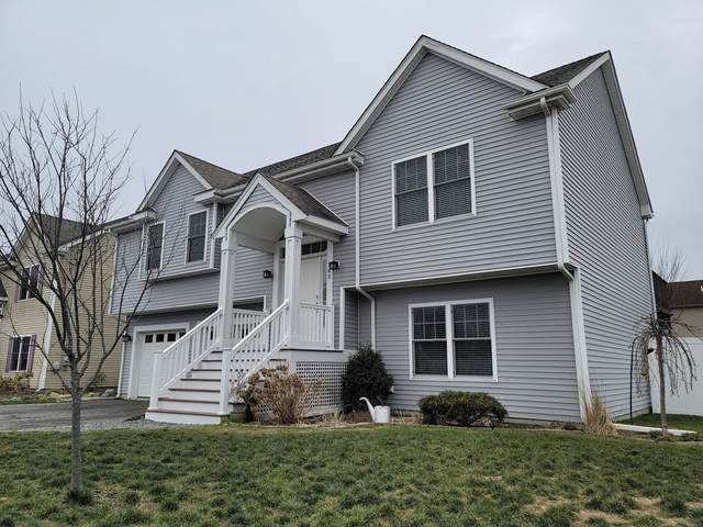 145 Whitefield St., Fall River, MA 02721 (MLS #72777443) :: Kinlin Grover Real Estate