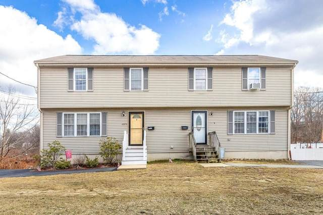 1047 Main Street A, Woburn, MA 01801 (MLS #72777450) :: Cosmopolitan Real Estate Inc.