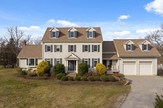 237 Rockland St, Hingham, MA 02043 (MLS #72777459) :: Spectrum Real Estate Consultants
