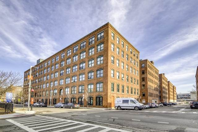 249 A Street #12, Boston, MA 02210 (MLS #72777471) :: The Gillach Group