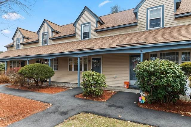24 Kennedy Dr #24, Chelmsford, MA 01863 (MLS #72777484) :: Parrott Realty Group