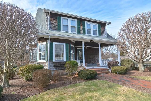 10 Pleasant, Easton, MA 02356 (MLS #72777488) :: Dot Collection at Access