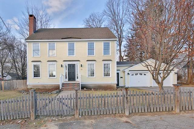 32 Childs Avenue, Amesbury, MA 01913 (MLS #72777518) :: Parrott Realty Group